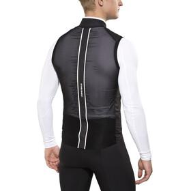 Etxeondo Ligero Vest Men Black-White